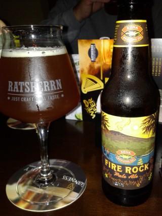 Irish pub Bier